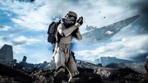 Szelgi gép green box háttér - Star Wars 2