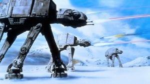 Szelgi gép green box háttér - Star Wars 4