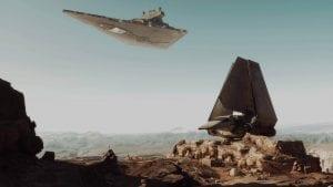 Szelgi gép green box háttér - Star Wars 5