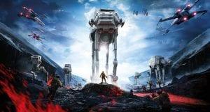Szelgi gép green box háttér - Star Wars 7